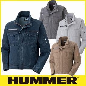 HUMMER ストレッチブルゾン 305-4