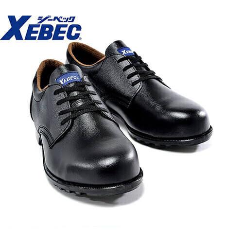 ジーベック XEBEC 安全短靴 85025 紐靴 JIS規格
