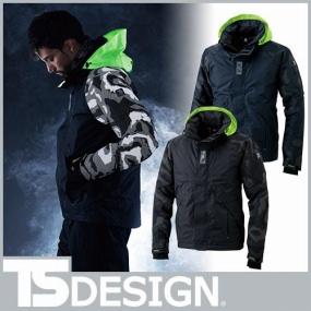 藤和 TS Design メガヒートフラッシュ防水防寒ジャケット 18236 作業着 秋冬